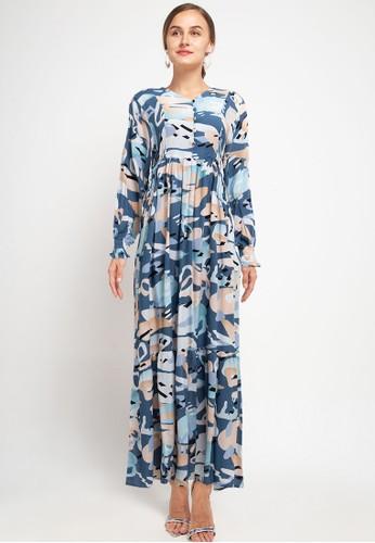 Covering Story multi Samara Dress - A 5BBD7AA67318C9GS_1