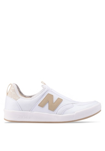 New Balance white 300 Spring Forest Edition Lifestyle Sneakers 33945SH83C5337GS_1