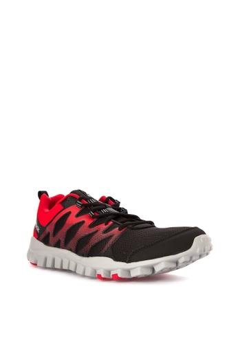 Reebok black and multi Realflex Train 4.0 Training Shoes B466ASHD776935GS_1