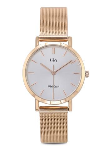 GO gold Intemporelle Mini Watch 4FFB2ACD680A6BGS_1