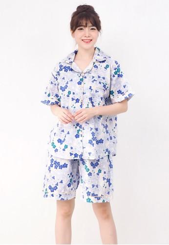 Pajamalovers Hestia Blue