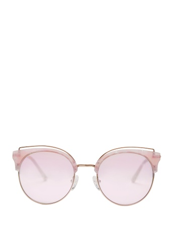 Carin pink Deborah C3 Sunglasses 170FEGL3745494GS_1