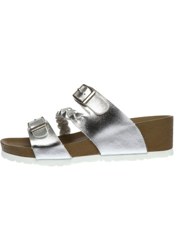 paperplanes SNRD-225 Casual Summer 2-Belts Wedge Slippers Sandals Shoes US Women Size PA110SH22AWRHK_1