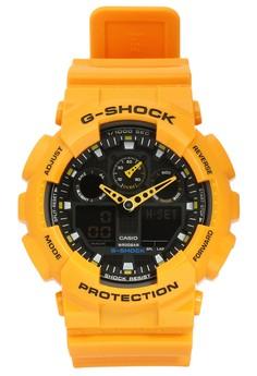G-SHOCK_GA-100A-9A Watch