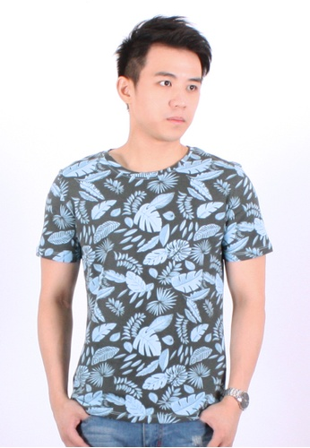Butter and Bold blue Blue Feathers BU812AA51AHOSG_1