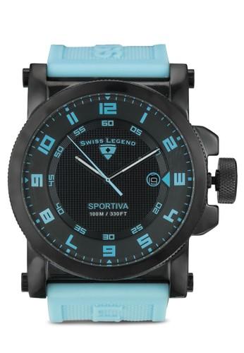 Sportiva 矽膠esprit台北門市帶手錶, 錶類, 其它錶帶