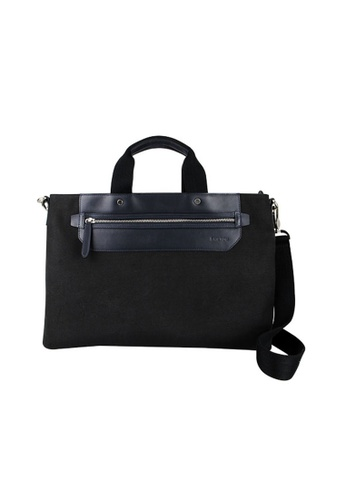 Shilton black Shilton Wellington Briefcase 07A16ACA85A270GS_1