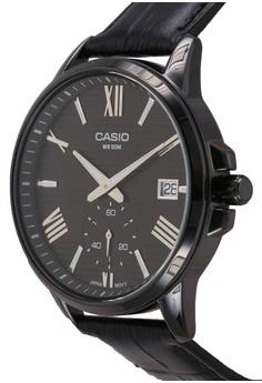 f3bd377c63b0 35% OFF Casio Casio MTP-EX100BL-1AVDF Watch RM 424.00 NOW RM 276.00 Sizes  One Size