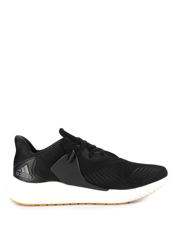 save off 90dae a7d97 adidas black adidas alphabounce rc 2 shoes DDAD3SHB90B7E3GS1