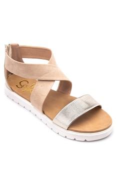 Margo Flat Sandals