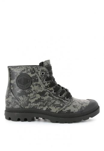 Palladium Boots black Pampa Hi Rain Men's Boots 941F7SH49301E1GS_1