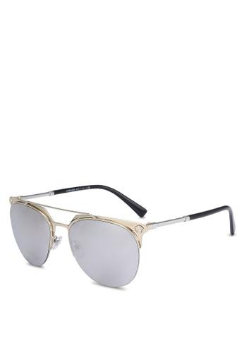 cde4a8ae06 Buy Versace Versace VE2181 Sunglasses Online on ZALORA Singapore