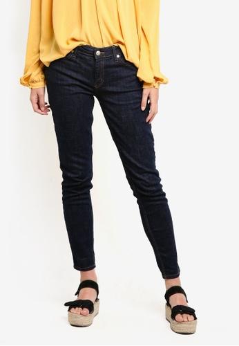 Mango blue Skinny Olivia Jeans MA193AA17GCCMY_1