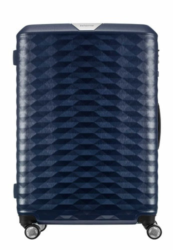 Samsonite blue Samsonite Polygon Spinner 75/28 Luggage 2893AAC2ECBE07GS_1