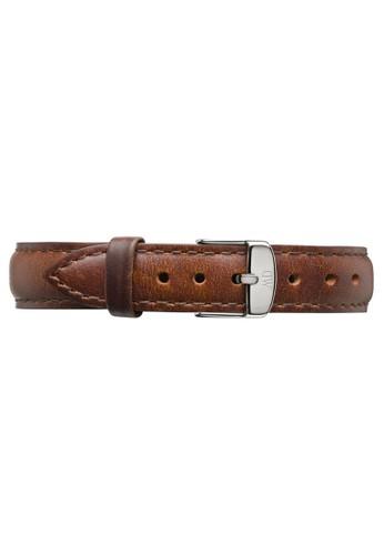 St Mawesesprit官網 13mm 經典皮革錶帶, 錶類, 皮革錶帶