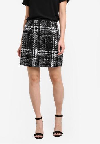 ZALORA black Pelmet Skirt A7100ZZE1F62A5GS_1