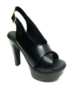 Jenn Leather Sandals