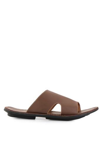 MARC & STUART Shoes brown Bryan 9 MA456SH26NUNID_1