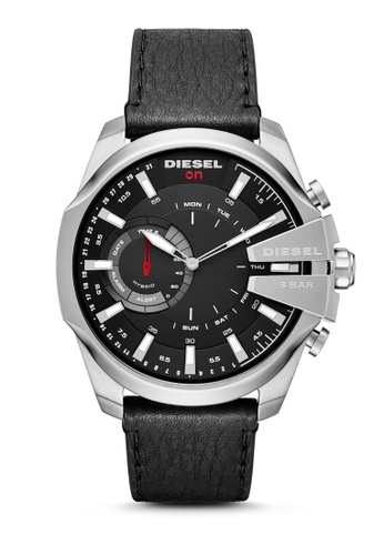 Diesel black Diesel Mega Chief Hybrid Smart Watch DZT1010 FCC54ACF2BA37EGS_1