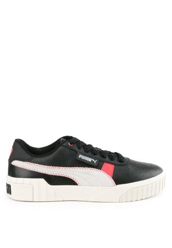 PUMA black Puma Women's Sportstyle Prime Cali Retro Shoes 918D5SH6EB9523GS_1