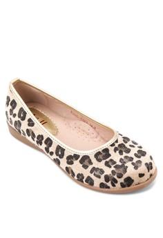 Jaguar Ballet Flats