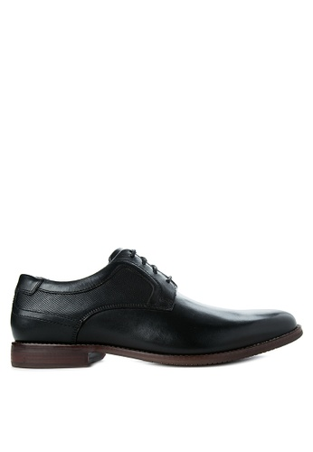 Rockport black Style Purpose Perf Plain Toe Formal Shoes RO474SH02WFXPH_1