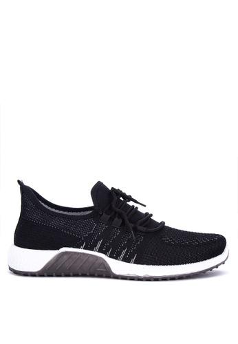 Mendrez black Allan Sneakers 3D5F8SH9D1C606GS_1