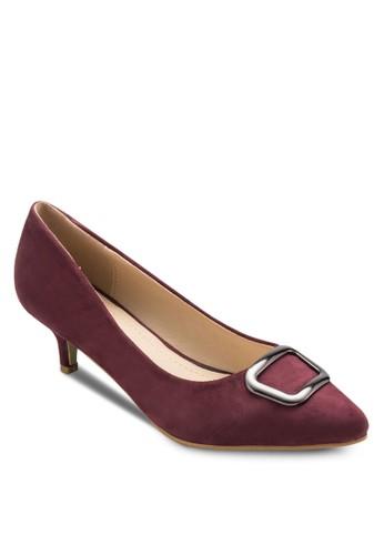 Bestina Front Detail Mid Heels,esprit 中文 女鞋, 鞋