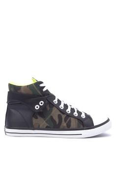 Sundew MS High-top Sneakers