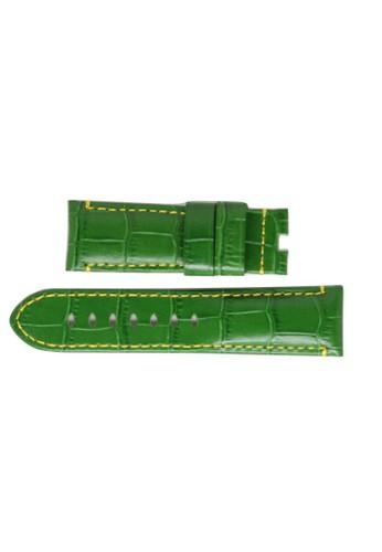 STRAPS green Straps-Leacrc-2422 ST324AC61QHYID_1