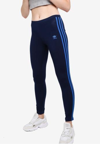 adidas Peformance '3 Stripes' Cropped Jogging Pants