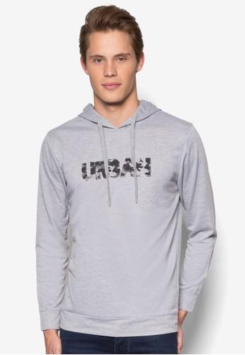 Urban 連帽長袖衫, 服飾, 外esprit 品牌套