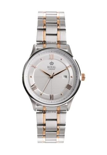 Royal London silver Casual Men's Watches RL 41358-11 2DD24AC586DC89GS_1