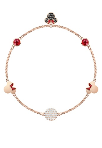 150d88e144ec8 Swarovski Remix Collection Minnie Bracelet