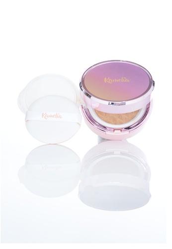 Kamelia Cosmetics beige Mermaid Miracle DD Cushion - 02Medium KA718BE0SPEIMY_1