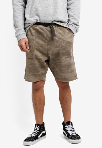 Cotton On 多色 彈性抽繩短褲 CO372AA08JQTMY_1