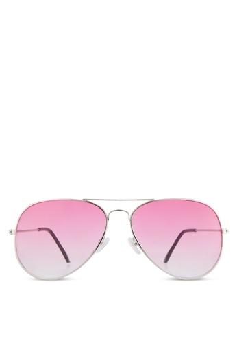 飛行esprit台灣網頁員太陽眼鏡, 飾品配件, 飛行員框
