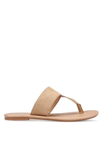 Rubi 褐色 Everyday Minimal 涼鞋 49C02SH839ACA0GS_1