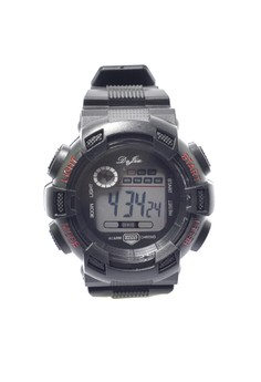 Shock Resistant Digital Watch