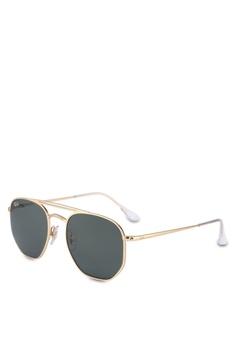 097f6226e47f Ray-Ban gold Ray-Ban RB3609 Sunglasses E0C38GL3D1E4D4GS_1