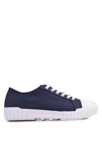 Calvin Klein navy Beato Sneakers EFCB3SH36CE36DGS_1