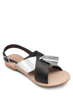 Catja Leather Sandals