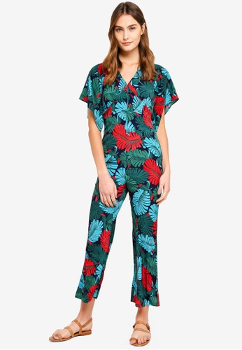Preen & Proper multi Bell Bottom Jumpsuit 9F794AAC3722F0GS_1