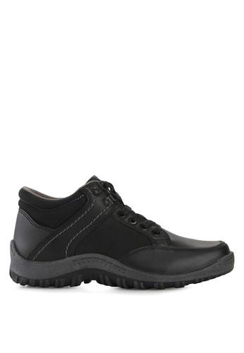 Pakalolo Boots black Casual Lace Boots PA409SH85HTQID_1