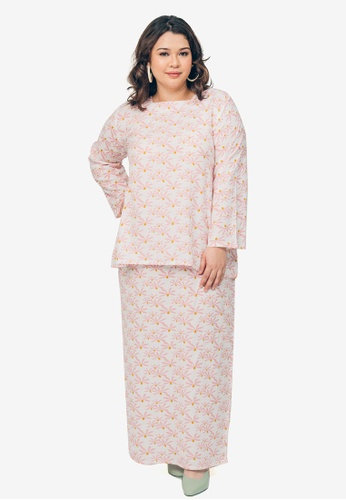 UMMA pink Tati Kurung B2F1CAA06AE416GS_1