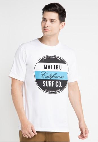 Malibu white T-Shirt MA962AA0WE5VID_1