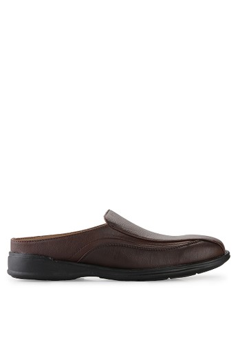 Bata brown Nigma BA426SH71ANCID_1