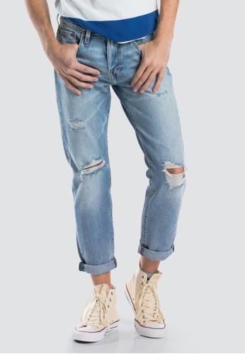 Levi's blue Levi's Hi-Ball Roll Jeans 9577EAABD9620CGS_1