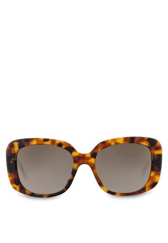 Rock Icons Medusa 太陽眼鏡zalora時尚購物網的koumi koumi, 飾品配件, 大框