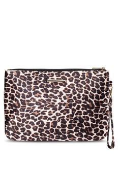 Leopard 絲絨 手包